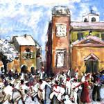 Carnevale in piazza